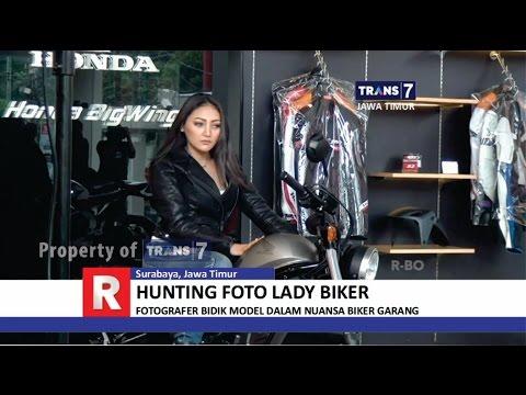 TRANS7 JAWA TIMUR - Hunting Foto Sexy Biker's