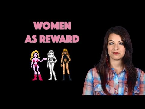 RE: Feminist Frequency's Women As Reward (Media Critic Query Part 2) | Visual Podcast