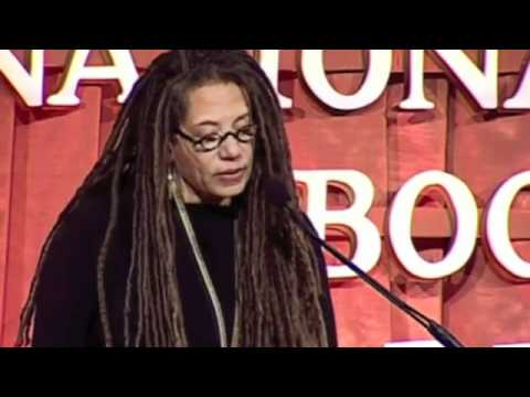 Nikky Finney - Acceptance Speech (National Book Award for Poetry)