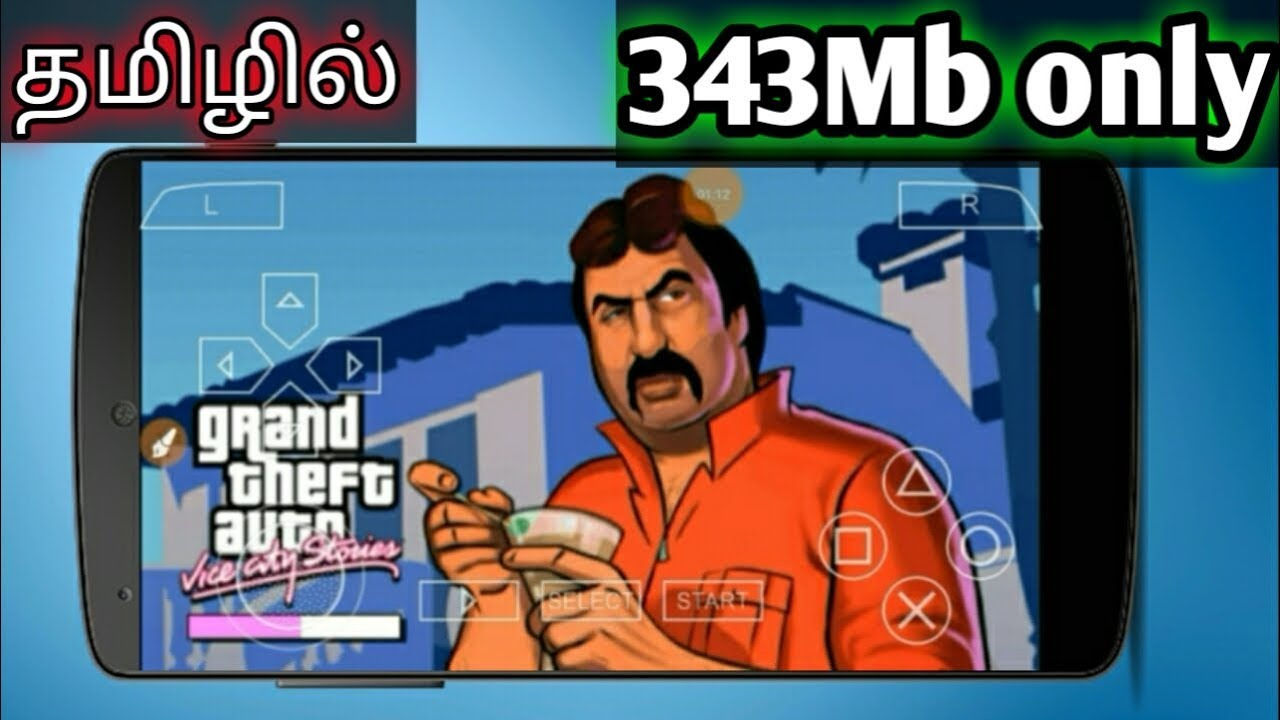 Download How to download GTA vice city stories on android in Tamil