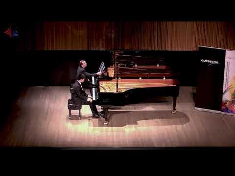 Jeffrey CMC 2018 National Final - Shostakovich Concerto No. 2 in F major