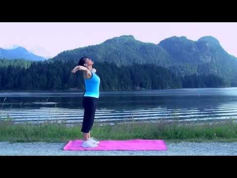 Beginnger Yoga WEIGHT LOSS, Stress Release from Suzanne Andrews