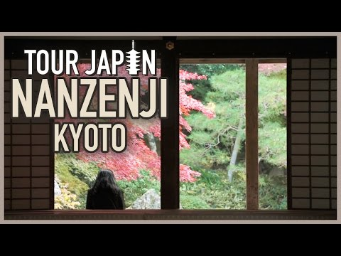 Kyoto's Best Zen Gardens: Nanzenji (guide)