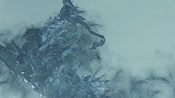 Dark Souls 2 - How To EASILY Get Through The FRIGID OUTSKIRTS