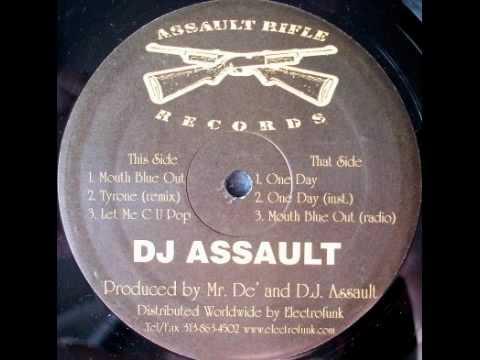 dj assault & mr. de' - announcement + tyrone + one day