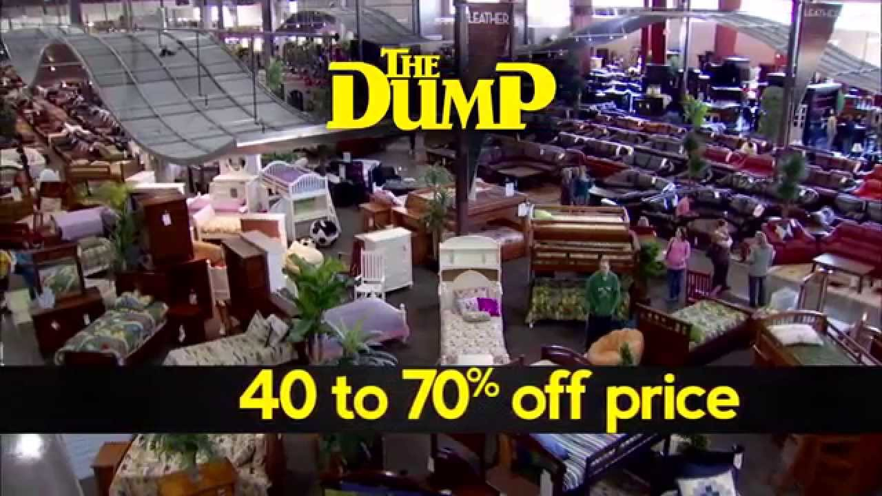 The Dump Furniture Outlet The Dump Will Get Rid of Everything