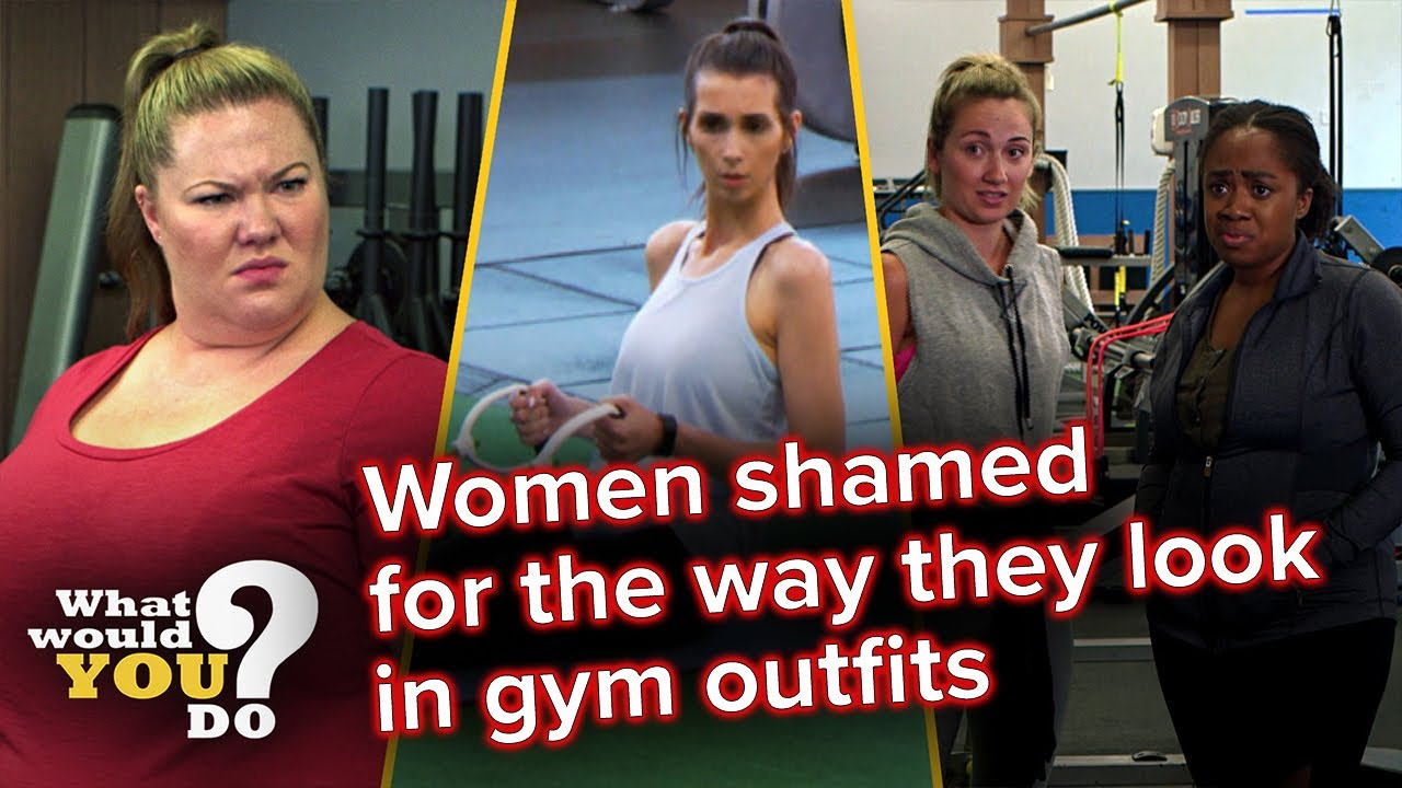 Download Women shamed for how they look in gym outfits | WWYD