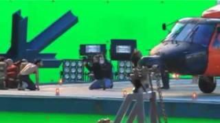 Man of Steel Making -  Oil Rig Scene DVD
