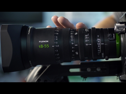 The Different Types of Camera Lenses for Video and Photography