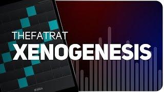 Playing XENOGENESIS | TheFatRat on SUPER PADS LIGHTS - KIT XENO