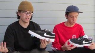 Nike SB Bruin Hyperfeel Wear Test Ft. Donnie Archer & Dan Bruhns