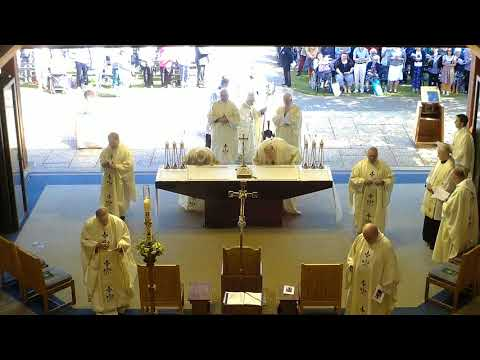 Diocese of East Anglia Pilgrimage - Mass, 7th April 2018