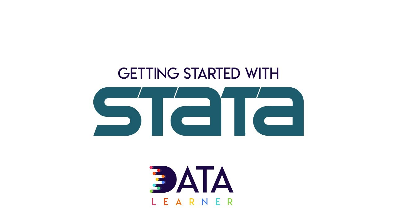 Week 1 : GETTING STARTED WITH STATA