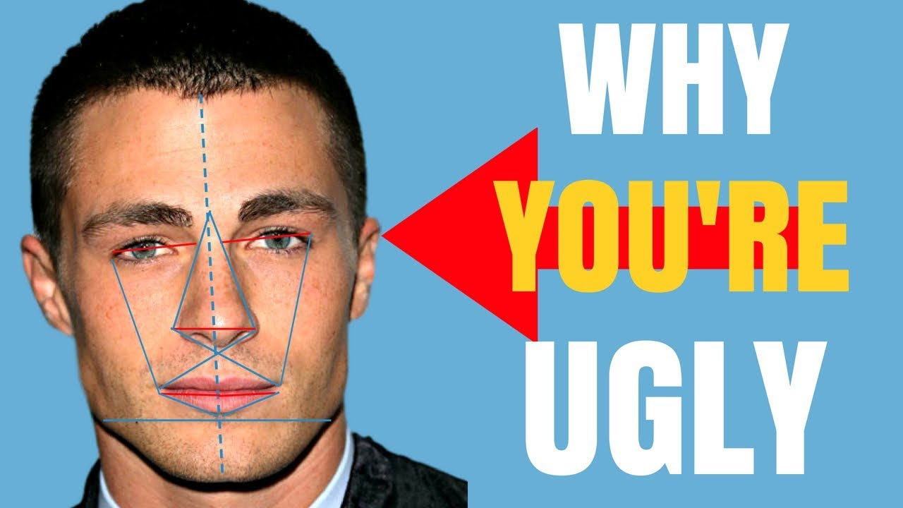 What makes someone ugly