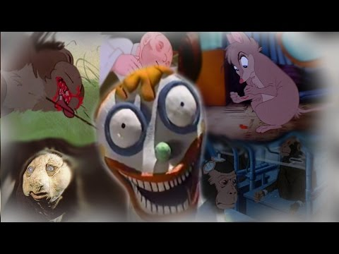 Top 9 Creepy Moments in Kids Films