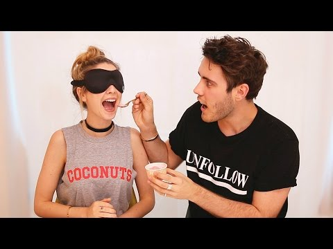 ZALFIE ICE CREAM TASTE TEST