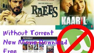 Download New Movie Without Torrent FREE/फ्री में नयी फिल्म कैसे डाउनलोड करे बिना टोरेंट के