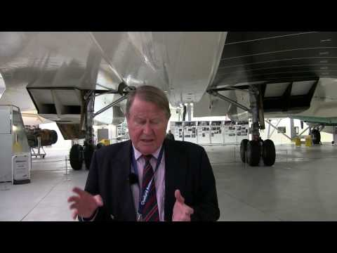 John Hutchinson on the Famous Concorde Photo