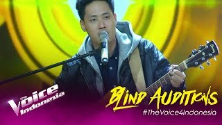 Jordie - Shotgun | Blind Auditions | The Voice Indonesia GTV 2019