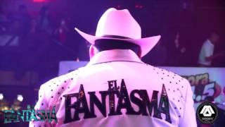 El Fantasma Ft. Banda Estampa Sinaloense - Besos Y Cerezas (En Vivo Desde Las Pulgas 2016)