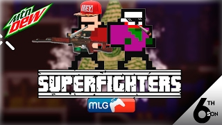 SUPERFIGHTERS MLG (QUICKSCOPE INCLUDED) - ★The Sixth Son★