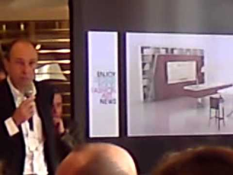 Conference de presse Maison et Objet et Paris Design Week