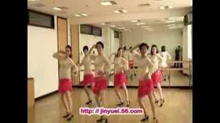 Linedance - Bachatango Italiano  芭恰塔探戈 - 上海金月亮排舞