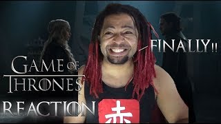 "Game Of Thrones - S07E03 ""The Queen's Justice"" REACTION / REVIEW (Season 7, Episode 3)"