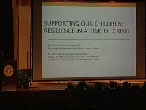 Ferguson Teachers Training to Deal With Trauma, 9:19 PM - Associated Press  - Y2rGGp3gsHw -