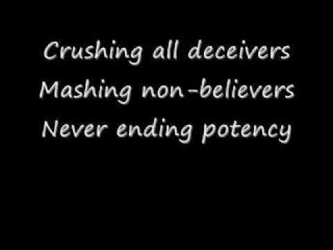 Master Of Puppets Lyrics