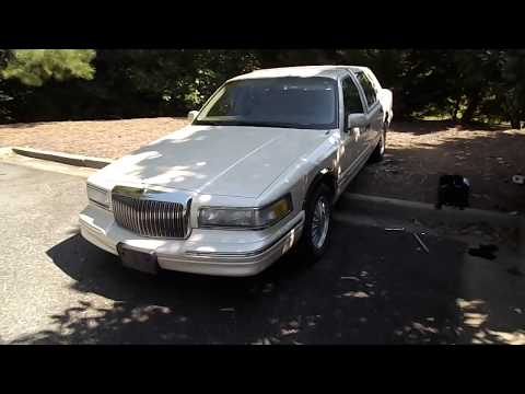 How to Stright Pipe Your Car 1990 - 1997 Lincoln Town Car Ford Crown Vic Mercury Grand