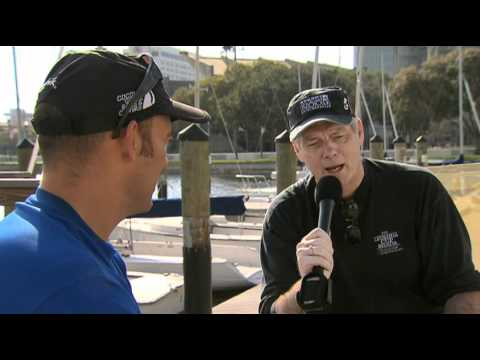 Sailing Spoken Here Interview With Ben Moon, Champion Multihull Sailor