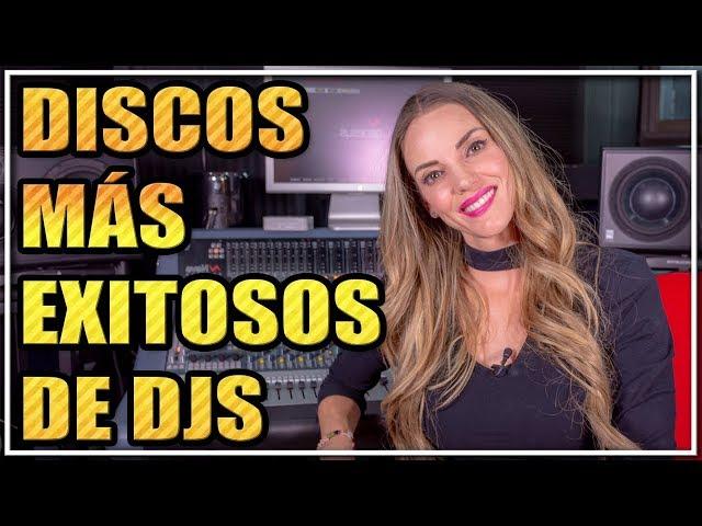 LOS DISCOS MÁS EXITOSOS DE LOS DJS | SEMANA MUSICA ELECTRONICA G MARTELL