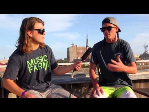 KBong Interview at Music Farm Charleston