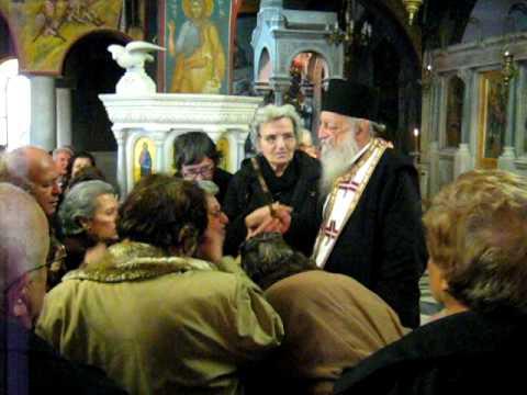 Αγιος Νεκτάριος-Καμάριζα 17-3-2009.