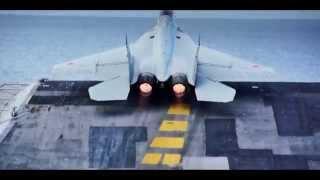 Корабельный МиГ-29