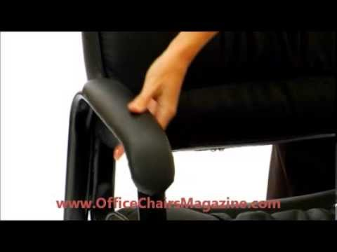 Review BT 1404 GG Black Leather Guest Reception Chair Specs Cheap Price