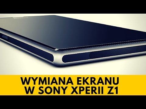 Sony Xperia Z1 - Wymiana Wyświetlacza [PORADNIK]