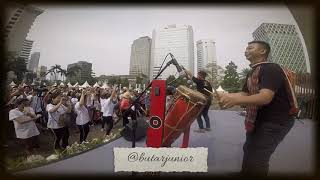 Download Sinanggar Tulo - Live Azwin Harefa, Hamonangan Butarbutar, Bonggud Sidabutar at Car Free Day Jakarta