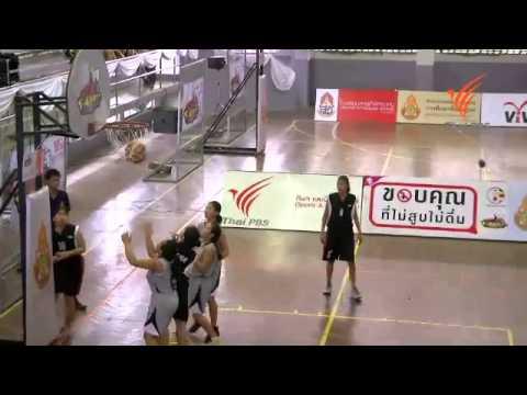 OBEC Youth Street Basketball Inspired by ThaiPBS  : ชิงแชมป์ภาคเหนือ (16 ส.ค. 57)