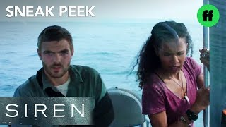 Siren Season 2 Premiere | Sneak Peek: Ben and Maddie Search for Ryn | Freeform