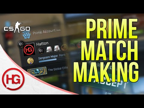prime matchmaking how to get