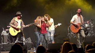 Love and Theft with High South SCHUPFART 2018 Switzerland