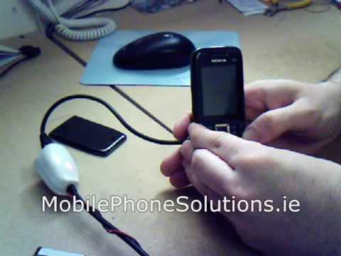 Nokia E51 Unlocked In Seconds @ Mobile Phone Solutions Dublin