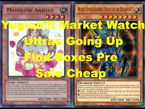 Yugioh!!! Market Watch Ultras Going Up Flod Boxes Pre Sale Cheap