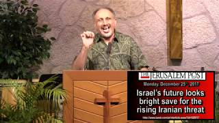 Mid-East Prophecy Update – December 31st, 2017