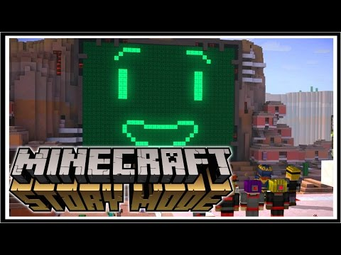 Minecraft STORY MODE | ACCESS DENIED | Episode 7 [1/3]