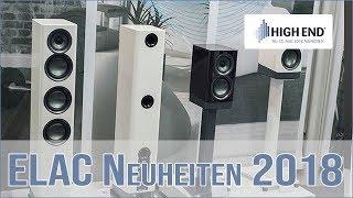 ELAC Lautsprecher Vela, Argo und Debut 2.0 vorgestellt