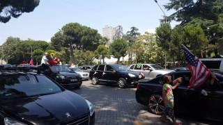 Albanian wedding in Tirana. Special Trans Tour Team video