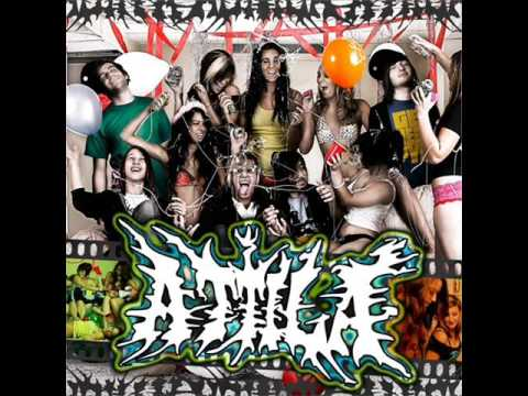 Attila-Soda In the Water Cup